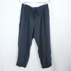 Zella Crop Joggers Track Pants (Em01)